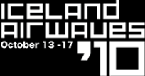 Airwaves 2010 logo