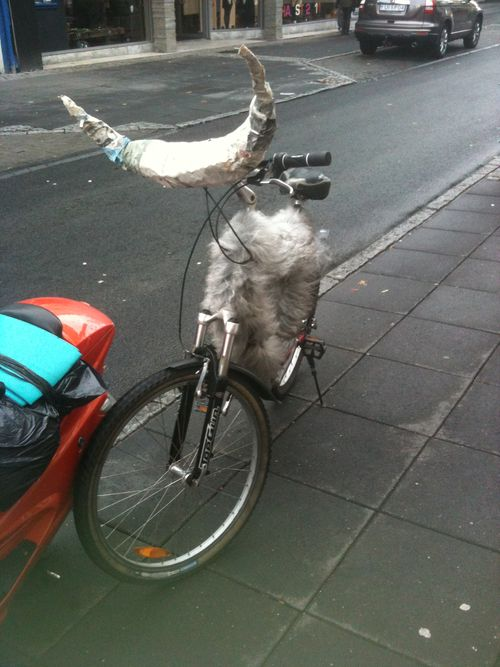 Hornbike