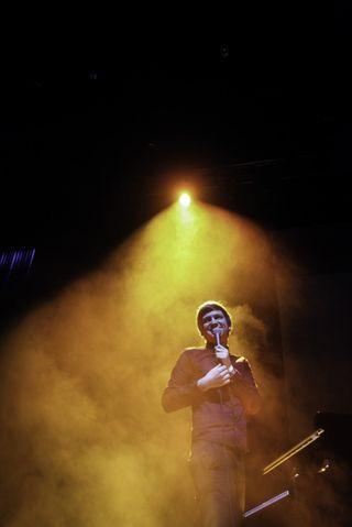 Olafur airwaves 2012